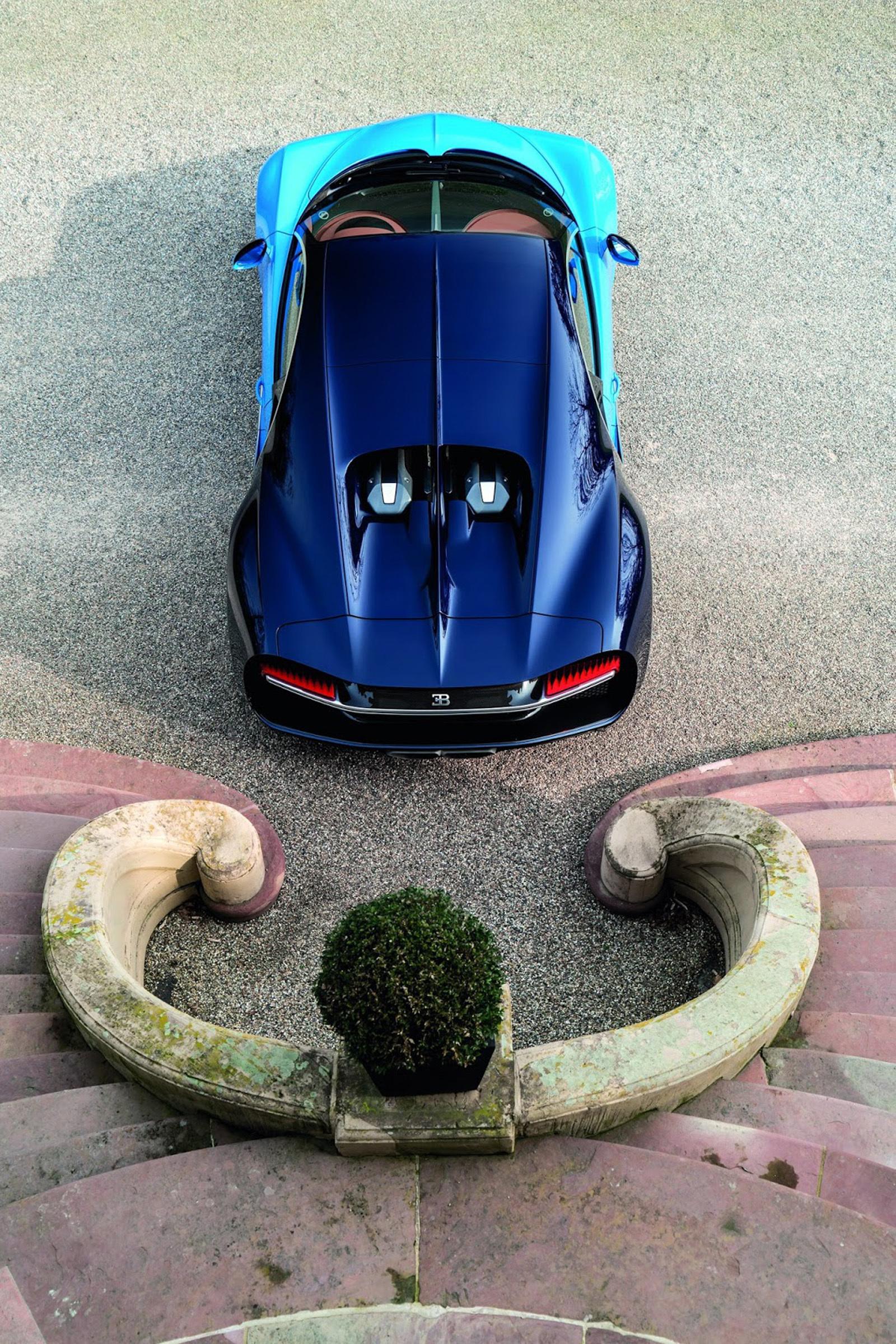 Foto de Bugatti Chiron (44/60)