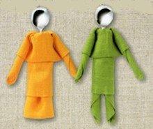 Maneras de doblar las servilletas