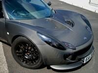 Lotus Elise con carrocería de fibra de carbono