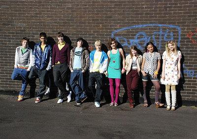 La versión americana de 'Skins' se verá en la MTV