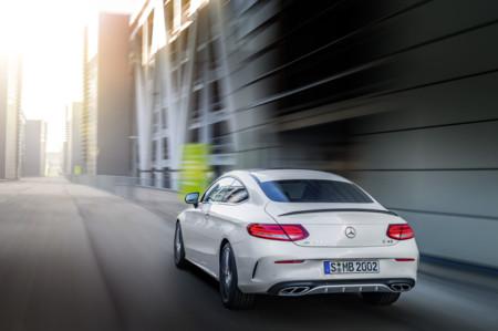 Mercedes-AMG C 43 4Matic Coupé: el V6 de AMG tiene 367 CV