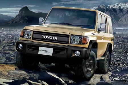 Toyota Land Cruiser 70th Anniversary Edition: sólo 600 unidades en honor al todoterreno imparable