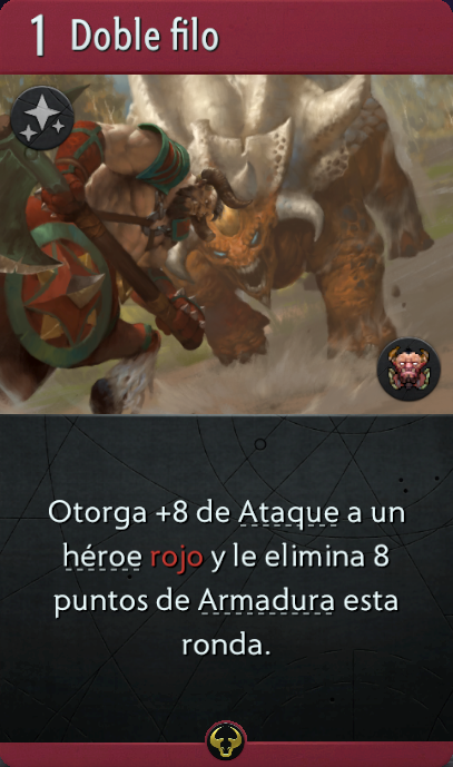 Hechizos de Artifact