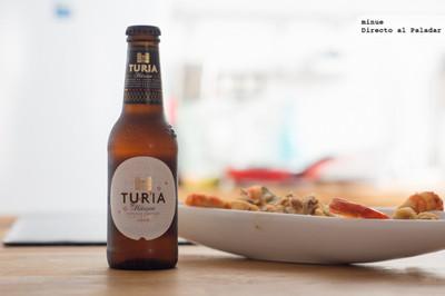 Turia Märzen. Cata de cerveza