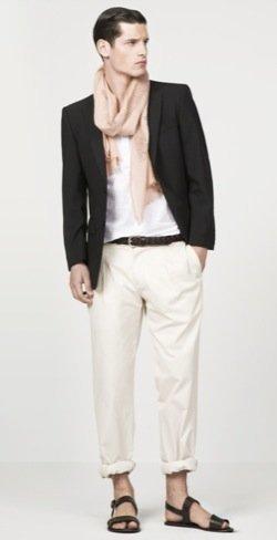 Zara propone nuevos looks para el hombre de cara al Verano 2010 IV
