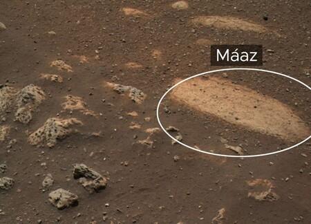 Rocas Marte Planeta