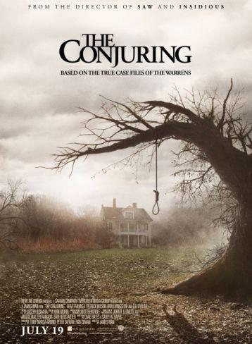 El cartel de Expediente Warren: The Conjuring