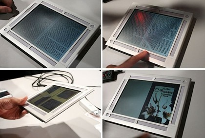Libro electrónico de HP
