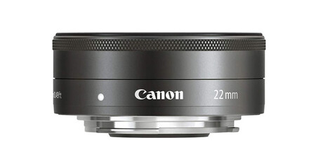 Canon Ef M 22 Mm F2 Stm