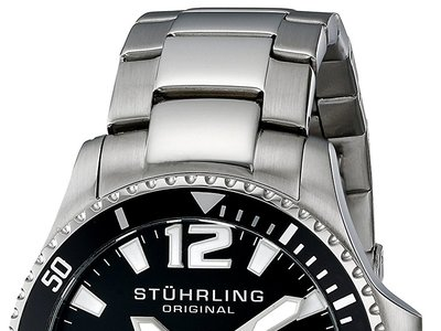 Luce en tu muñeca este reloj Stuhrling Original Regata Champion por 81,75 euros. Esta oferta finaliza a medianoche