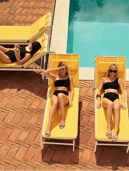 ¿Todavía no tienes tu bikini (o bañador) para este verano 2018? Toma nota de estas 11 versiones asimétricas