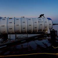 No estaba previsto, pero las cámaras del data center subacuático de Microsoft están catalogando la vida submarina a su alrededor