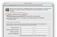 """OS X Lion: Cómo crear nuevos espacios de forma rápida y volver al """"antiguo"""" Dashboard"""
