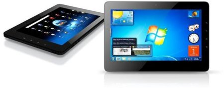 ViewSonic ViewPad 10Pro será un tablet con arranque dual Windows 7 y Android