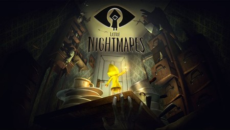 Little Nightmares Game Cover