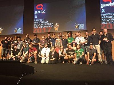 RiME arrasa en la décima entrega de los Premios Nacionales de la Industria del Videojuego