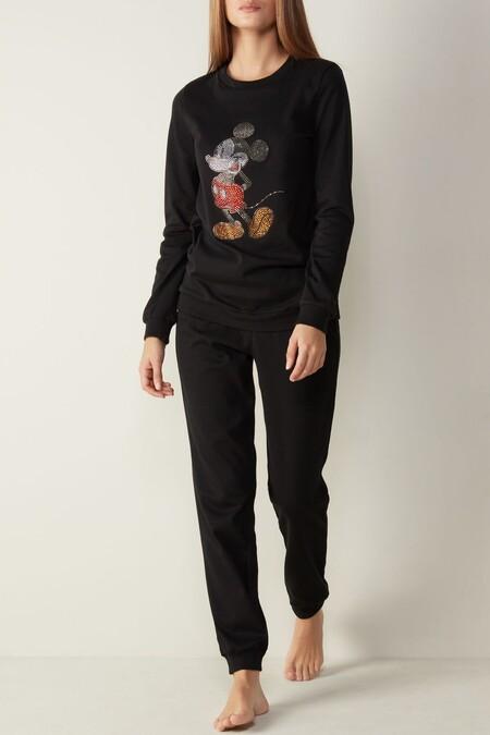 Pijama Initimissimi Mickey Mouse 01