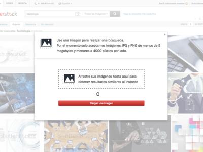 Shutterstock crea una nueva forma de buscar las imágenes que va más allá de las palabras clave