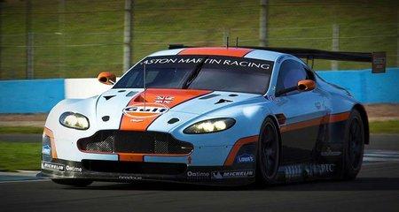 Aston Martin confirma su programa oficial en el World Endurance Championship