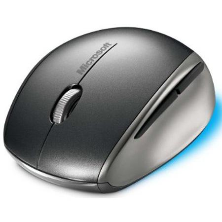 Microsoft Explorer, ratones con BlueTrack