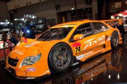Toyota Corolla Axio GT300 para Super GT