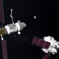 La estación espacial que la NASA quiere construir cerca de la Luna