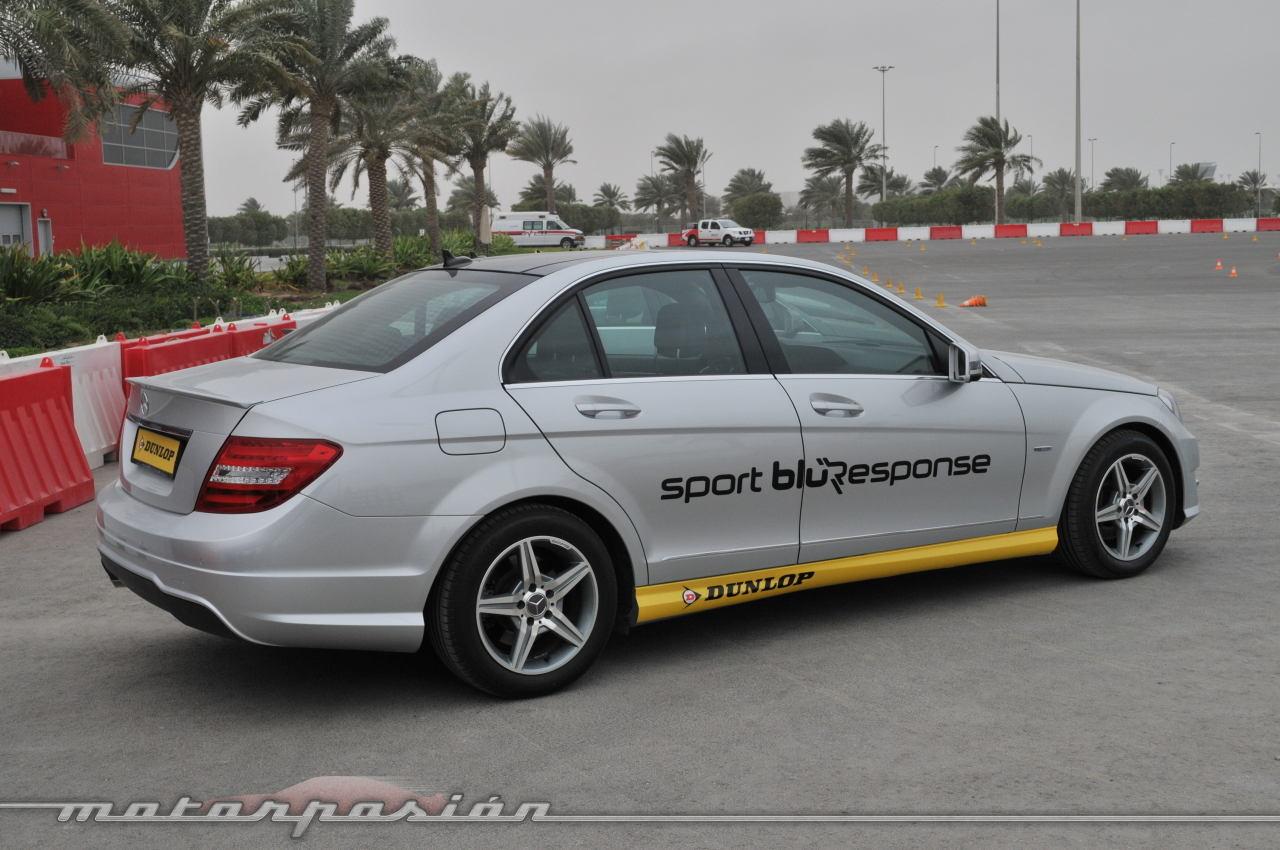 Foto de Dunlop Sport BluResponse, presentación y prueba en Yas Marina (20/24)