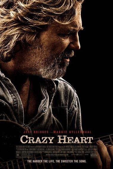 'Crazy Heart' con Jeff Bridges, cartel y tráiler