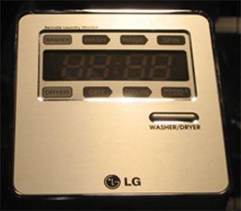 LG nos lava la ropa a control remoto en el CES