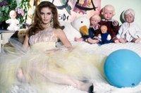 Heidi Klum se pone nostálgica, buscando en el baúl de los recuerdos ¡¡¡ooooo!!!