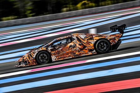 Lamborghini Scv12 Squadra Corse 6
