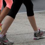 Quienes caminan son más delgados que quienes entrenan en el gimnasio
