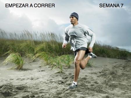 Entrenamiento para empezar a correr: semana 7