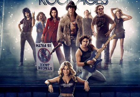 'Rock of Ages (La Era del Rock)', amor y música