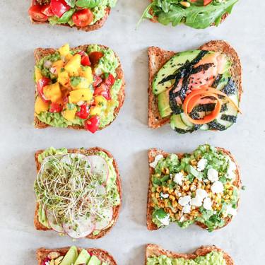 7 recetas de panes tostados para desayunar delicioso y saludable