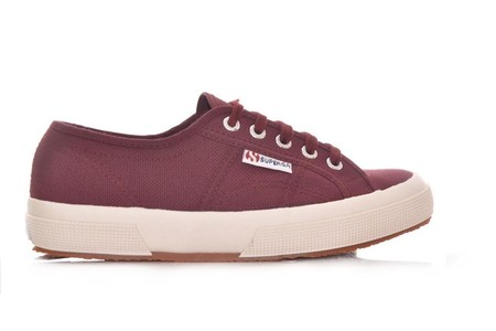 Zapatillas Superga Granates