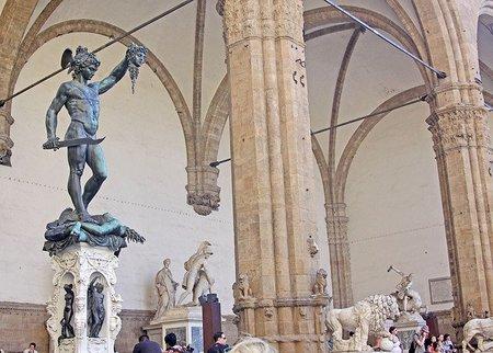 Logia de la Señoria Florencia