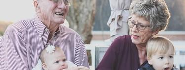 La salud de los niños con abuelos consentidores se resiente