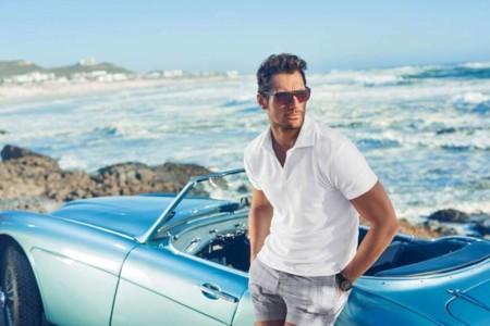 David Gandy nos muestra como lucir como todo un gentleman en ropa de playa