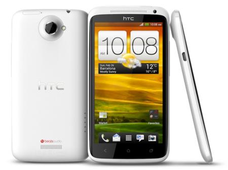 HTC One X, todo sobre el nuevo Android de HTC