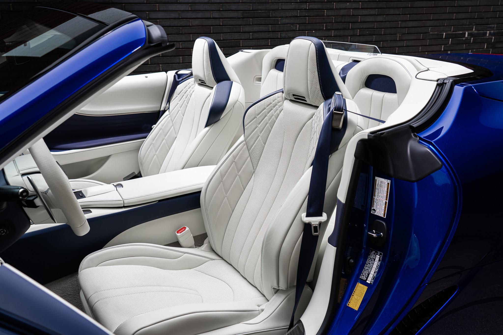 Foto de Lexus LC Cabrio Regatta Edition (19/32)