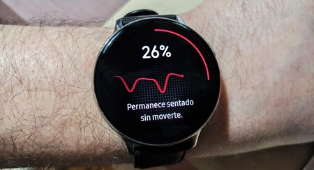 Mediciones Salud Galaxy Watch