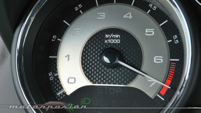 Peugeot RCZ 2013 corte inyección