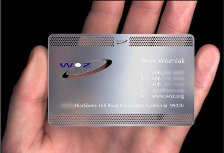 Los diseños del siglo XXI en tarjetas de visita