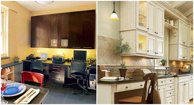 Estudiar o trabajar en la cocina 1