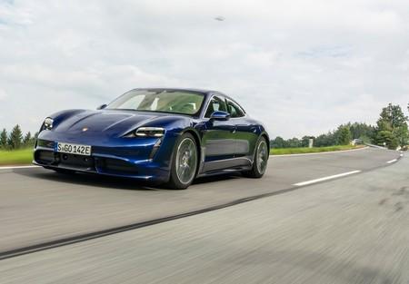 Porsche Taycan Turbo 2020 1280 16