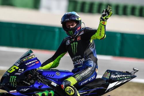 El penúltimo canto de amor de Valentino Rossi a las motos más allá de títulos y victorias