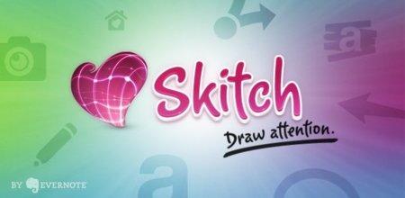 Evernote adquiere Skitch y mejora su aplicación para OS X
