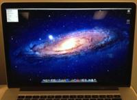 Trabajando con el nuevo MacBook Pro Retina a su máxima resolución, 2880X1800