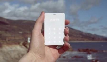 Light Phone, el teléfono que solamente te sirve para hacer llamadas